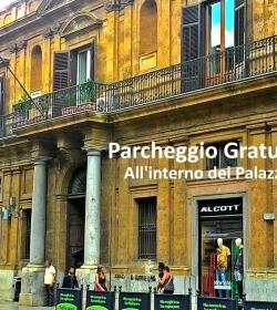 Palazzo Galati Di Fronte Al Teatro Massimo